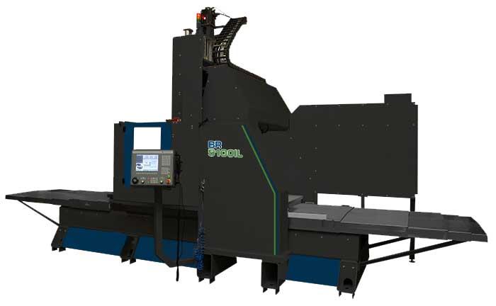 Milltronics BR5100IL BR Series Bridge Mills, New Machinery, Advanced Machinery Companies