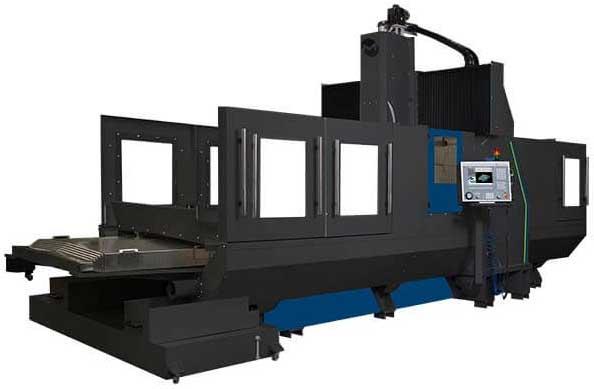 Milltronics BR6100IL BR Series Bridge Mills, New Machinery, Advanced Machinery Companies