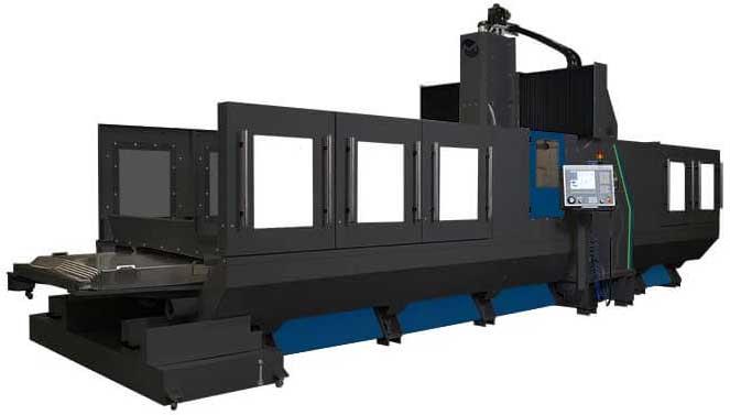 Milltronics BR6150IL BR Series Bridge Mills, New Machinery, Advanced Machinery Companies