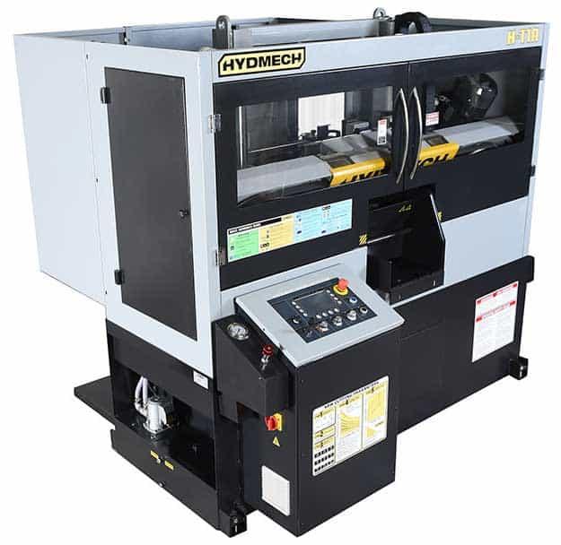 HYDMECH H-11A – Automatic Horizontal Band Saw, New Machinery
