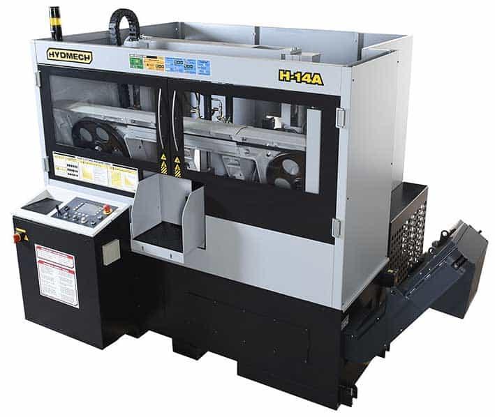 HYDMECH H-14A – Automatic Horizontal Band Saw, New Machinery