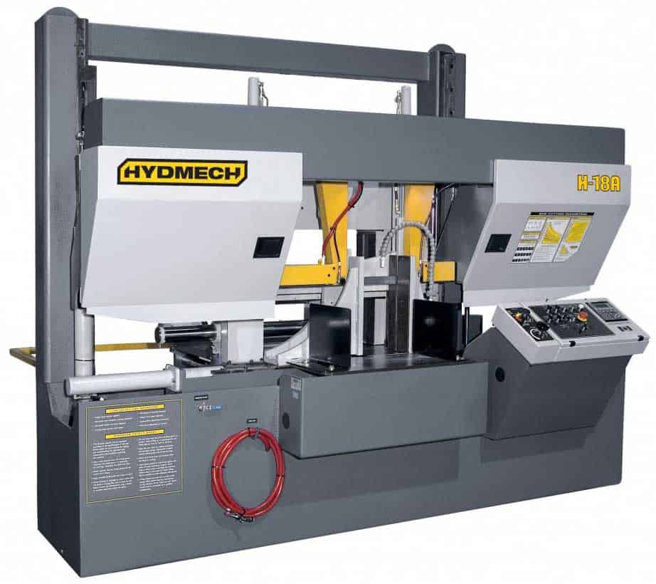 HYDMECH H-18A – Automatic Horizontal Band Saw, New Machinery