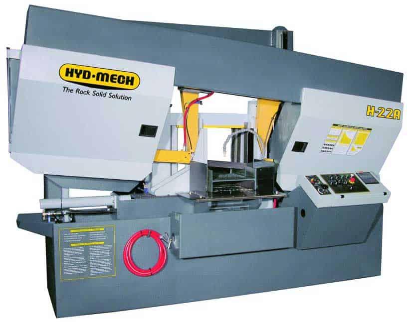 HYDMECH Horizontal Pivot Band Saws, New Machinery
