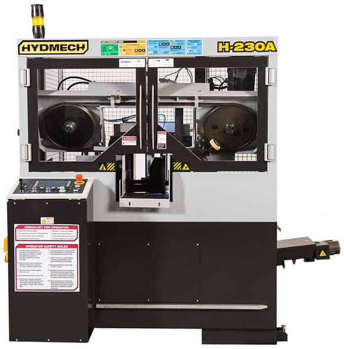 HYDMECH H-230A – Automatic Horizontal Band Saw, New Machinery