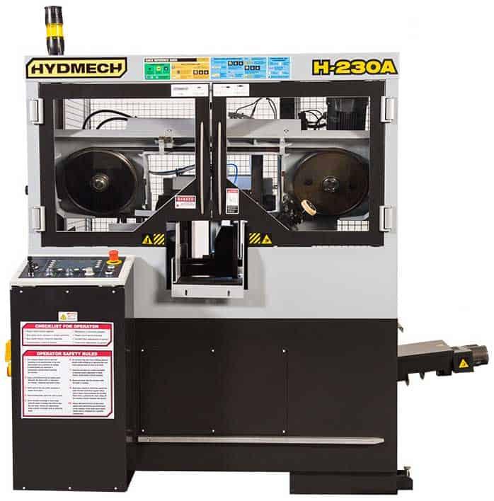 HYDMECH H-230A – Automatic Horizontal Band Saw, New Machinery