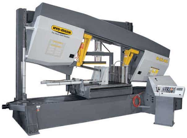 HYDMECH H-26/42 – Semi-Automatic Horizontal Band Saw, New Machinery