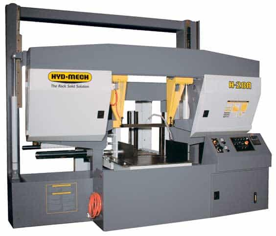 HYDMECH H-28A – Automatic Horizontal Band Saw, New Machinery