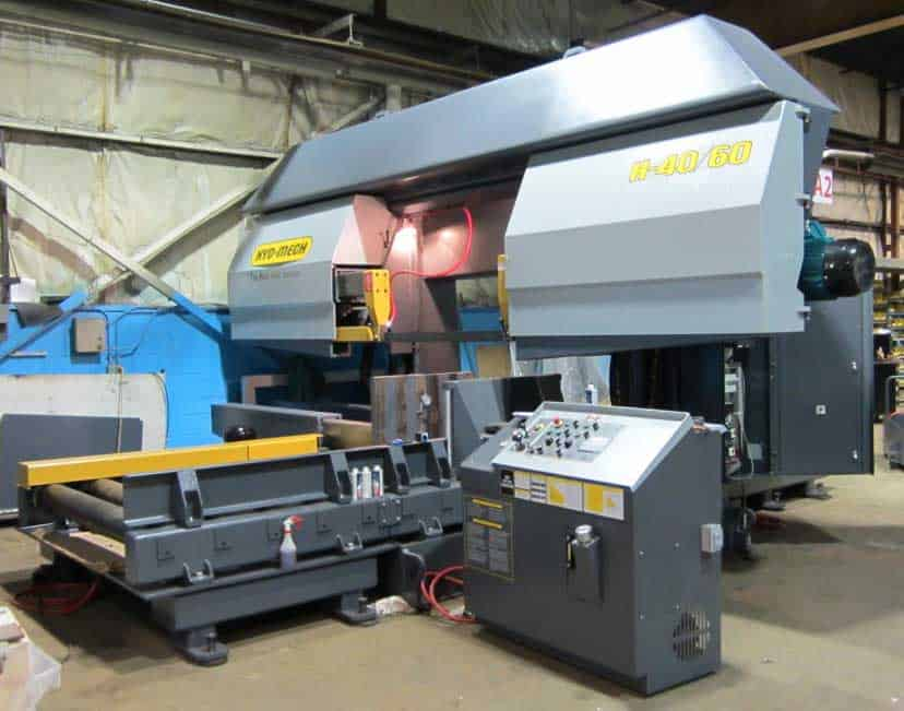 HYDMECH H-40/60 – Horizontal Band Saw, New Machinery