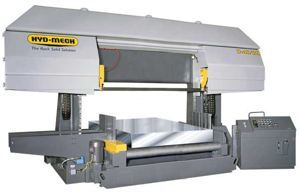 HYDMECH H-40/80 – Horizontal Band Saw, New Machinery