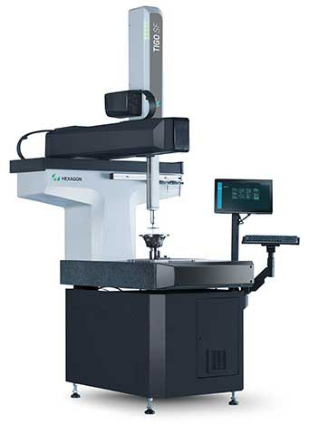 Hexagon Coordinate Measuring Machines (CMMs), New Machinery