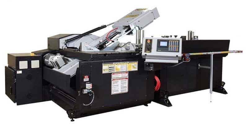 HYDMECH V-18APC-60 Band Saw, New Machinery