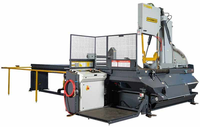 HYDMECH V-25APC — Automatic Vertical Band Saw, New Machinery