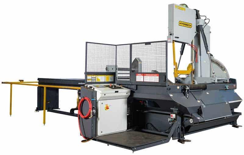 HYDMECH V-25APC — Automatic Vertical Band Saw, New Machinery