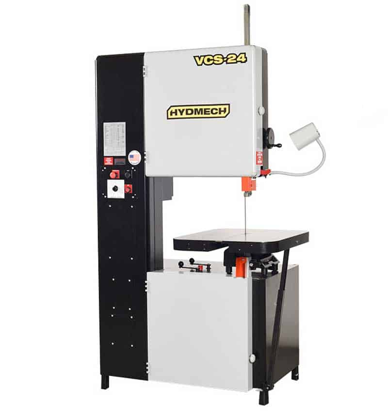 HYDMECH VCS-18 – Vertical Contour Band Saw, New Machinery