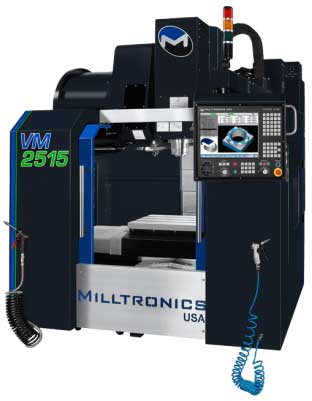 Milltronics USA CNC Machines Tools| Vertical Machining Centers | Advanced Machinery Companies