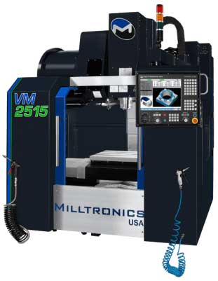 Milltronics VM2515 Vertical Machining Centers, New Machinery