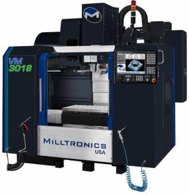 Milltronics VM3018 Vertical Machining Centers, New Machinery