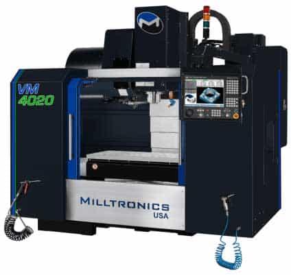 Milltronics VM4020 Vertical Machining Centers, New Machinery