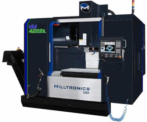Milltronics VM4222IL Vertical Machining Centers, New Machinery, Advanced Machinery Companies