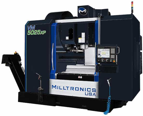 Milltronics VR5025XP Vertical Machining Centers, New Machinery, Advanced Machinery Companies