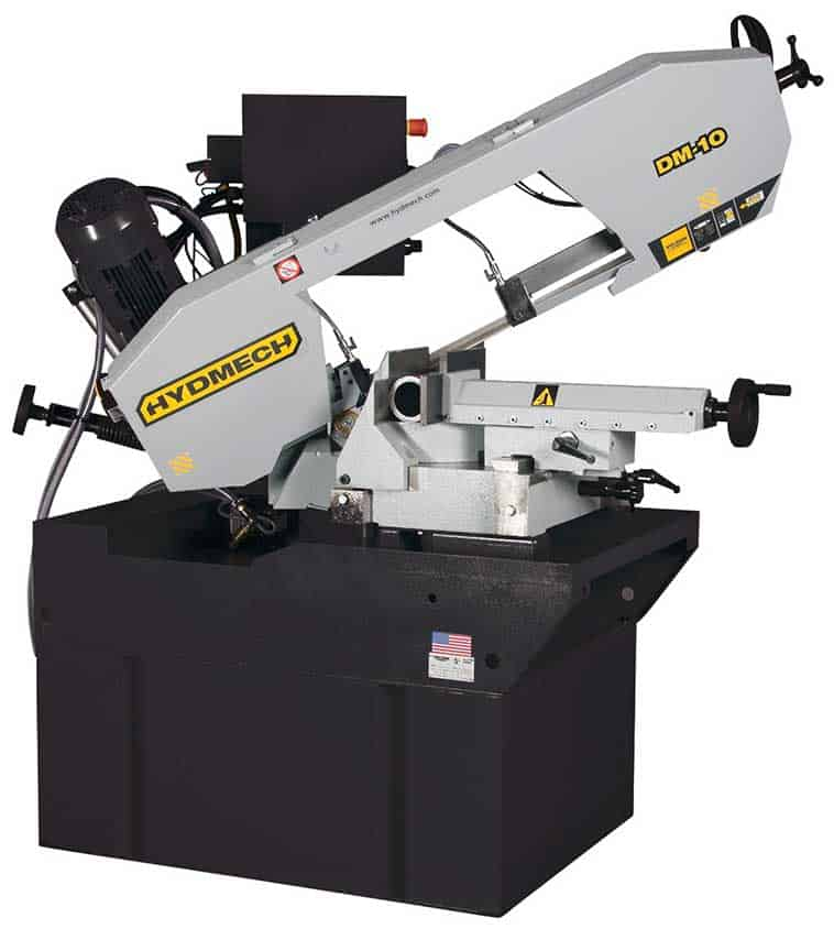HYDMECH Double Miter Series Band Saws