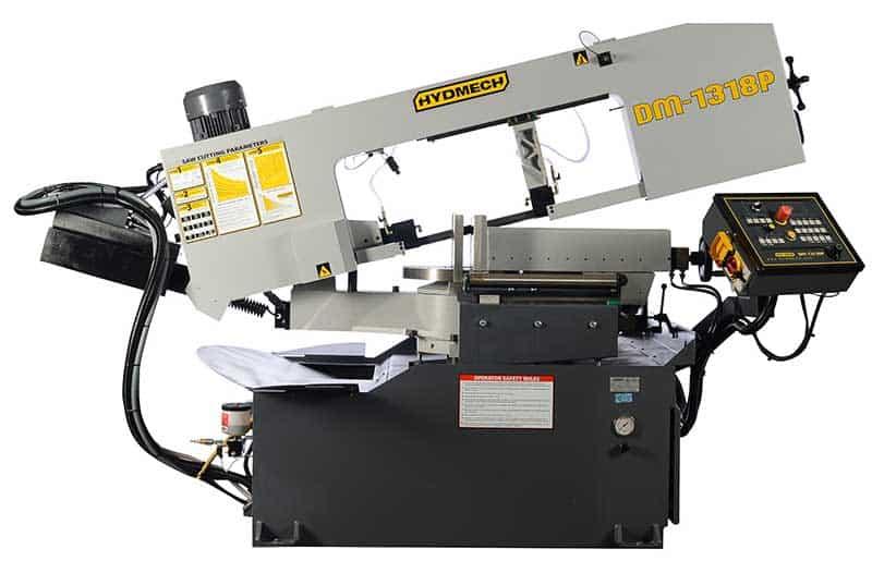 HYDMECH DM-1318P Band Saw, New Machinery