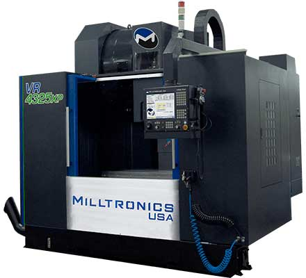 Milltronics VR4325XP Vertical Machining Centers, New Machinery, Advanced Machinery Companies