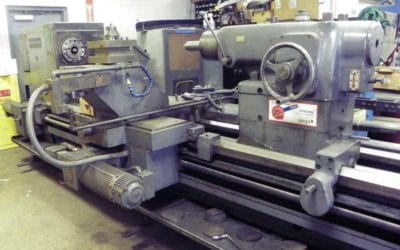 Used CNC Engine Lathe | American CNC Engine Lathe with MachineMate Control