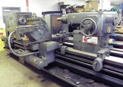 Used Engine Lathe | American CNC Engine Lathe(1) | Advanced Machinery Companies Center