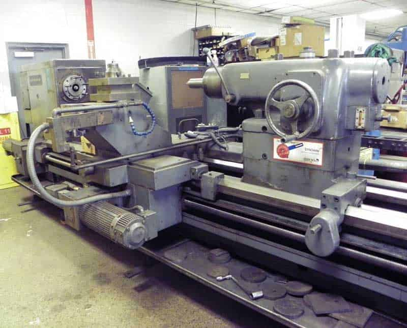 Used Engine Lathe | American CNC Engine Lathe(1) | Advanced Machinery Companies Center