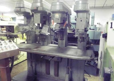 Cincinnati-4-Spindle-Drill-Press-Drilling-Machine