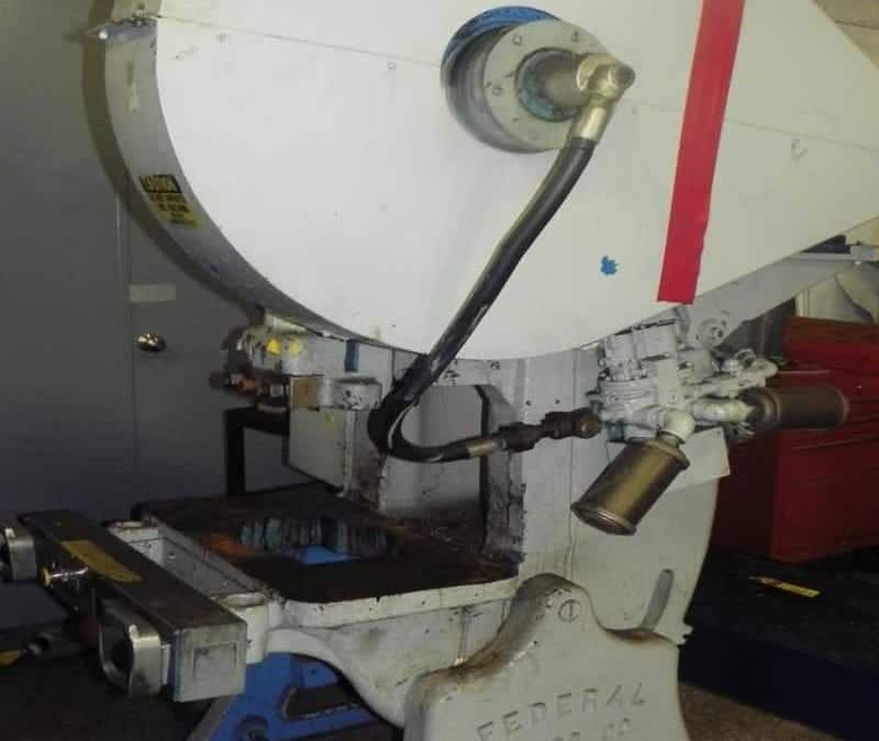 Used Punch Press  | Federal OBI Punch Press