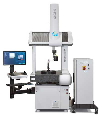 Hexagon Bridge CMMs, New Machinery