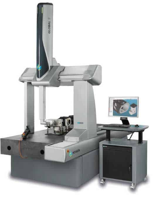 HEXAGON Bridge CMMs, HEXAGON GLOBAL S