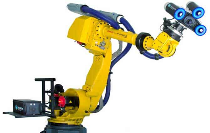 Hexagon Automated Solutions, New Machinery