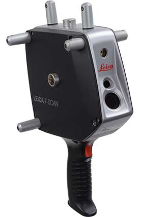HEXAGON Laser Tracker Scanning Solutions