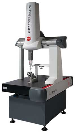 HEXAGON Bridge CMMs, HEXAGON Leitz Reference Xe