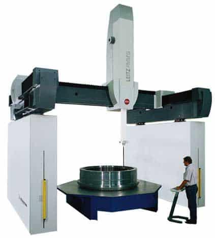 Hexagon Gantry CMMs, New Machinery