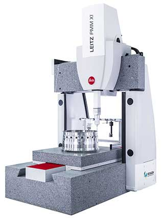 HEXAGON Bridge CMMs, HEXAGON Leitz PMM-Xi