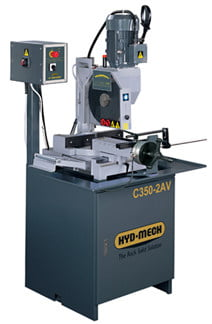 HYDMECH C350-2AV Cold Saw, New Machinery