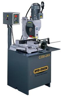HYDMECH C350-2AV Cold Saw, New Machinery