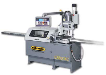 HYDMECH C350-2CNC Cold Saw, New Machinery