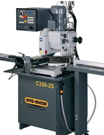 HYDMECH C350-2S Cold Saw, New Machinery