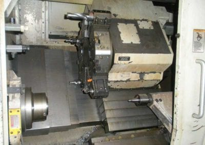 Hardinge Conquest T51 CNC Lathe Turning Center, Fanuc Control- Advanced Machinery Companies