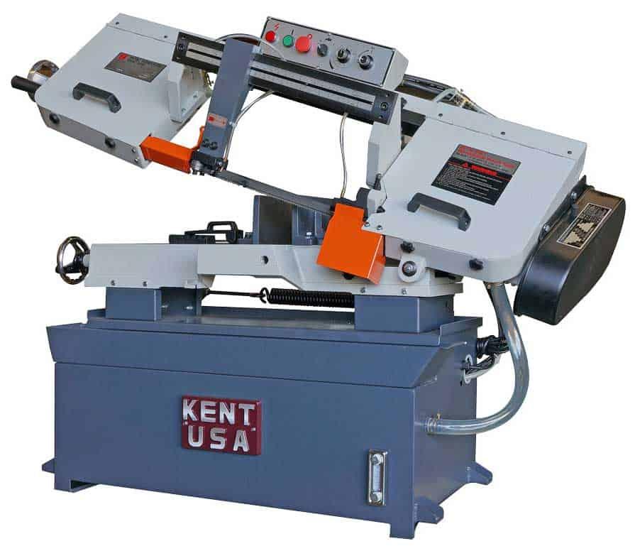 Kent USA Bandsaws New Machinery, Advanced Machinery Companies
