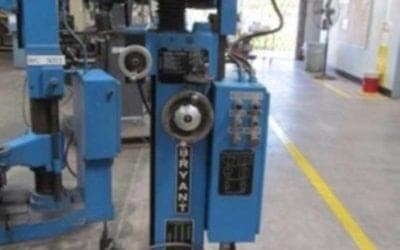 Used Surface Grinder | BRYANT Center Hole Grinde