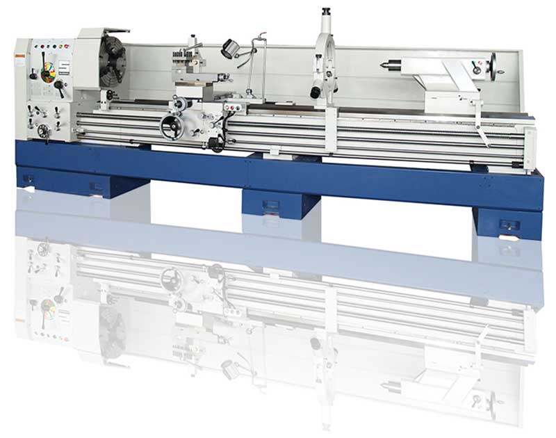 Summit Big Lathes, New Machinery