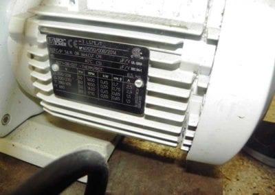 Used Machinery, Edwards Model RV12 Rotary Vane Vacuum Pump - Advanced Machinery Companies