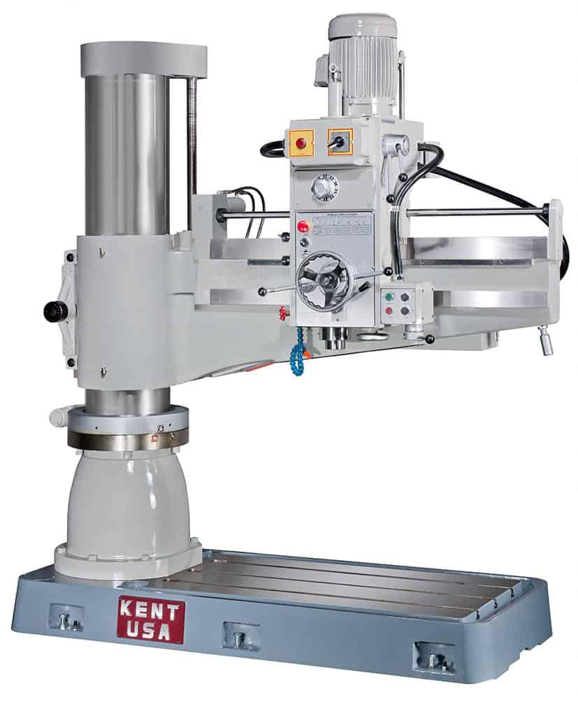 Kent USA Radial Arm Drills New Machinery, Advanced Machinery Companies