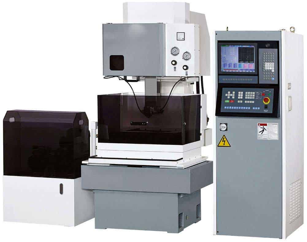 Kent USA EDMs (Electric Discharge Machines) New Machinery, Advanced Machinery Companies
